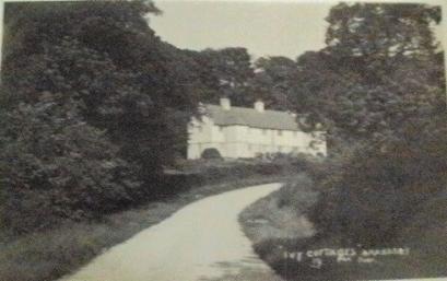 Ivy cottages after renovation.