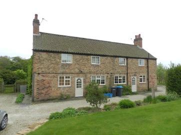 Warren House cottages back.