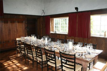 MillHill dining room